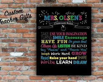 Personalize Teacher Gifts
