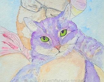 Custom Animal portraits