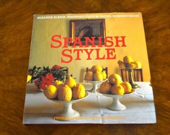 Spanish Style Hardcover – November 12, 1990