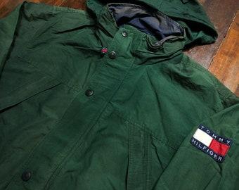 Vintage 90s Tommy Hilfiger Jacket size XL