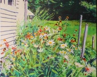 Lanes' Garden
