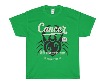 Cancer- Cotton Tee
