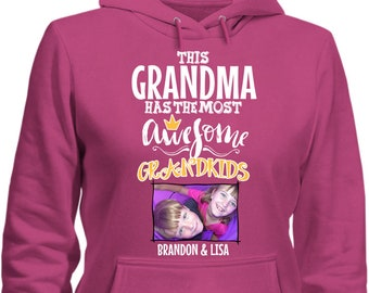 Best Grandma Hoodie and other Personalized Gifts For Women Gift-For-Grandma