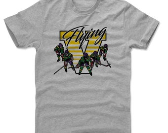 Mighty Ducks Men's Shirt | 90's Movies Men's Cotton T-Shirt I  Mighty Ducks Flying V