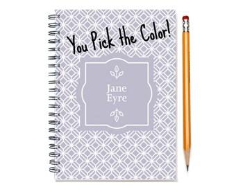 18 month custom planner, Start any month, 2017 2018 personalized weekly planner,  18 month customizable planner, SKU: epi diamond