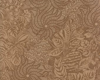 Hazel and Plum - Tapestry in Harvest: sku 20296-13 cotton quilting fabric by Fig Tree and Co. for Moda Fabrics