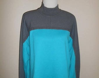 Closing Shop 40%off SALE NIKE   Vintage sweatshirt shirt top long sleeve NIKE    M medium       Made in U.S.A