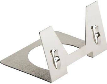 silver place card holder wedding sign holder sign stand table number holder