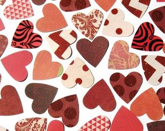 True Romance - Assorted Heart Die Cuts