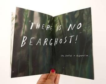 BEARGHOST | A short story by Faye Moorhouse | ZINE