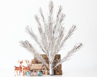 Vintage Aluminum Christmas Branch
