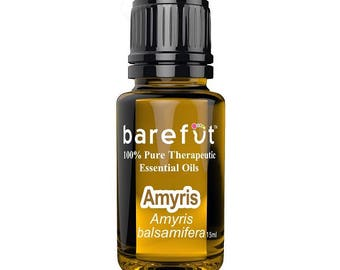 Amyris Essential Oil, 15ml