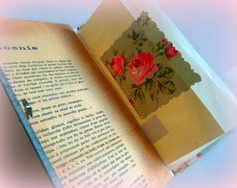 Journal, Handmade - mixed media