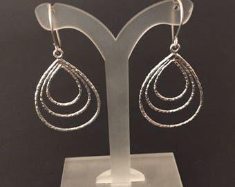 SALE Manila Silver Earrings