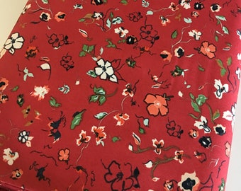 Woodland Fabric, Boho Fabric, Floral fabric, Woodland Fusions by Art Gallery, Joie de Clair Woodlands- You Choose the Cut
