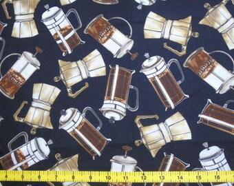 CUSTOM  Reusable Cloth Menstrual Pad - You Pick Backing - Coffee Carafes