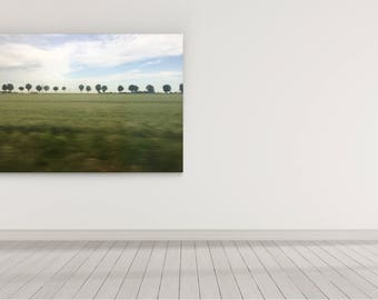 Canvas 16 x 20 Tree Landscape Photography Print