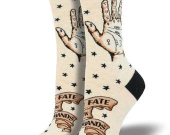 Palmistry Socks
