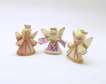 Vintage Angels Christmas Ornaments Christmas Decoration