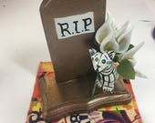 Day of the Dead Graveyard...