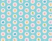 EXTRA 20 50% OFF Sweet Home Spots Blue - 1/2 Yard