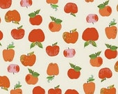 20% OFF Heather Ross Kinder Apples Red