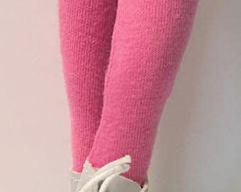 Watermelon Pink Tights...For Blythe...