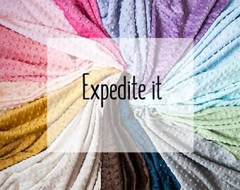 Expedite It