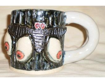 Bat Boob Eye Cup