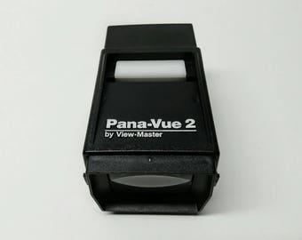 Pana Vue 2 Vintage Lighted Slide Viewer for 35mm or Color Slides, Made in Portland