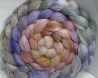 Sale Merino/Baby Camel/Tussah 60/20/20 Roving Combed Top - 5oz - Maybe Neutral 1