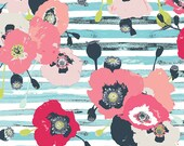 Art Gallery Fabrics Skopelos Paparounes Pastel by Katrina Roccella- SK44600
