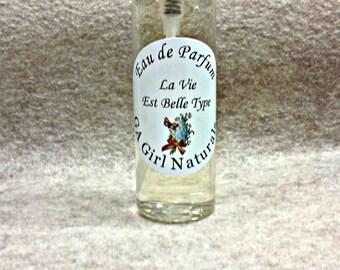 La Vie Est Belle TYPE Handmade Eau de Parfum, Parfum, Parfum Spray, Perfume, Perfume Spray, 2 Ounce Bottle