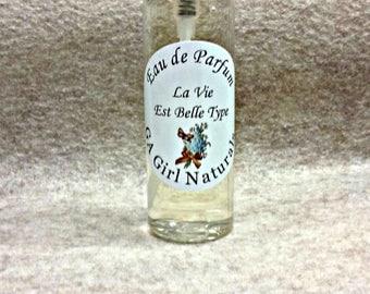 Eau de Parfum, La Vie Est Belle TYPE Parfum, Parfum Spray, Perfume, Perfume Spray, 2 Ounce Bottle, Handmade