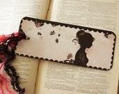 Featuring Miss Shadow - Tattoo Girl bookmark