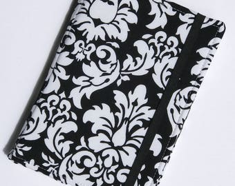 Kindle Paperwhite Cover, Nook Glowlight Plus Cover, all sizes,  Damask Dot Tablet hardcover Cover