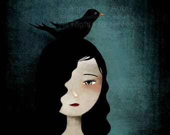 10% Off - Summer SALE Blackbird - Deluxe Edition Print