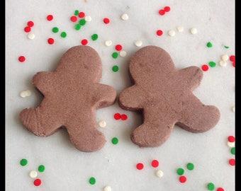 Bath Truffle - Gingerbread Cookie - Gingerbread Bath Cookie - Moisturizing Bath Truffle - With Cocoa and Shea Butters -