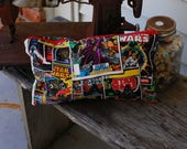 Star Wars Knitting Project Bag, Knitting Project Bag with Zipper, Project Bag Medium, Project Bags for Knitting, Project Bag Crochet