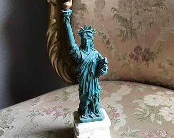 "Vintage Statue of Liberty Figure 6"""