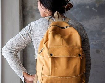 40% OFF CLEARANCE SALE The Handmade Leather Backpack