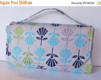 On Sale PDF Pattern Instant download Diaper Changing Clutch PDF Tutorial,  Diaper Clutch Sewing pattern, Fold Up Baby Changing Mat Pattern
