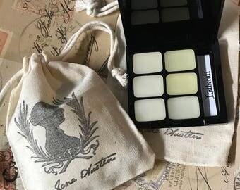 The Jane Austen Solid Perfume Palette
