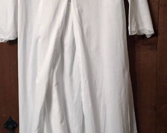 Sweet Vintage Laura Ashley Nightgown and Robe