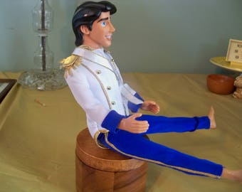 ERIC from little mermaid doll