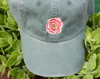 The Poppy Baseball Hat | Green