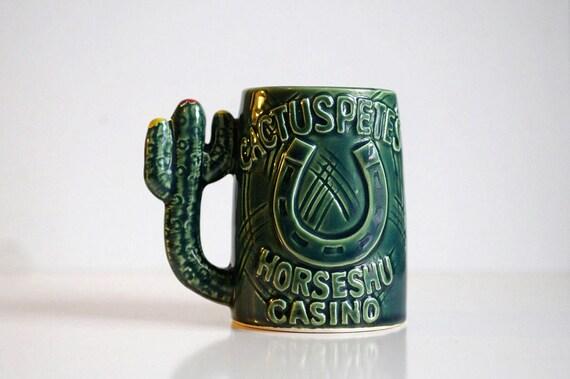 Cactus petes horseshu casino mug bufalo bills casino
