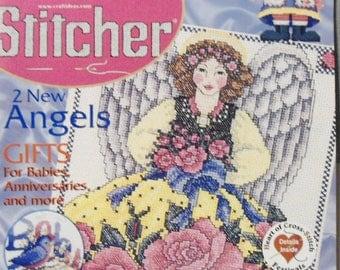 The Cross Stitcher June 2000 Magazine