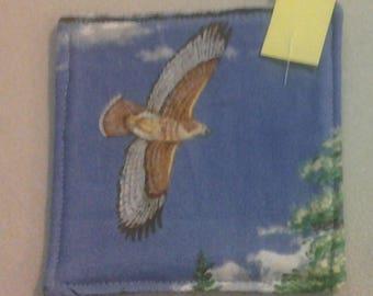 Coaster, Red Tail Hawk 234168
