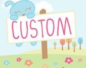 Custom Order for Brigette